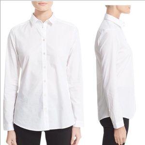 Burberry | Women's Classic White Oxford Shirt NWT